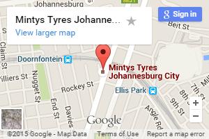 Mintys Doornfontein