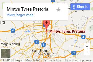 Mintys Pretoria