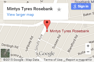 Mintys Rosebank