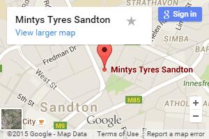 Mintys Sandton